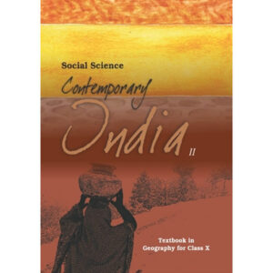 NCERT Books for Class 10 Contemporary India