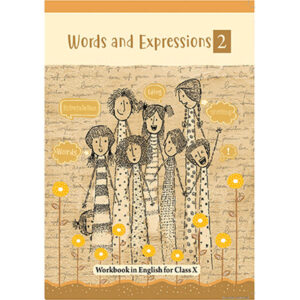 NCERT Books for Class 10 English Words and Expressions