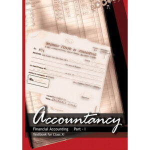 NCERT Books for Class 11 Financial Accounting - Part 1