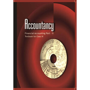 NCERT Books for Class 11 Financial Accounting - Part 2