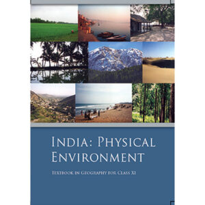 NCERT Books for Class 11 India Physical Environment Geography