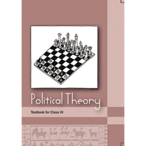 NCERT Books for Class 11 Political Theory