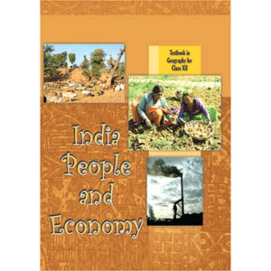 NCERT Books for Class 12 Indian People and Economy