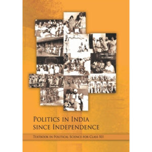 NCERT Books for Class 12 Politics in India since Independence