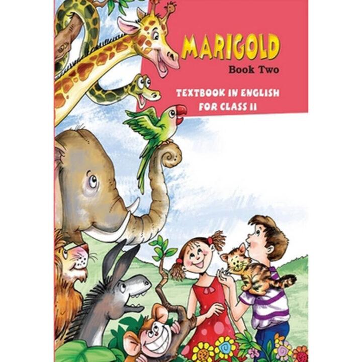 NCERT Books for Class 2 English Marigold