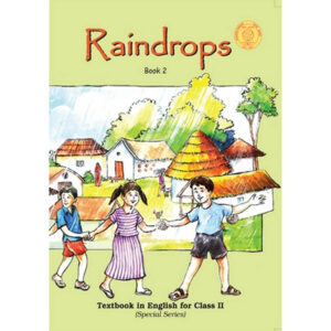 NCERT Books for Class 2 English Raindrop