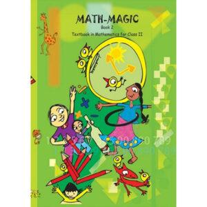 NCERT Books for Class 2 Maths
