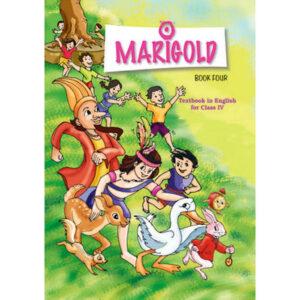 NCERT Books for Class 4 English Marigold