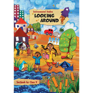 NCERT Books for Class 5 EVS Looking Around