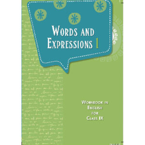 NCERT Books for Class 9 English Words and Expressions