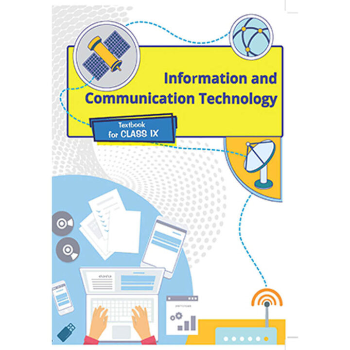 NCERT Books for Class 9 Information and Communication Technology